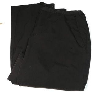 CJ Banks black trousers